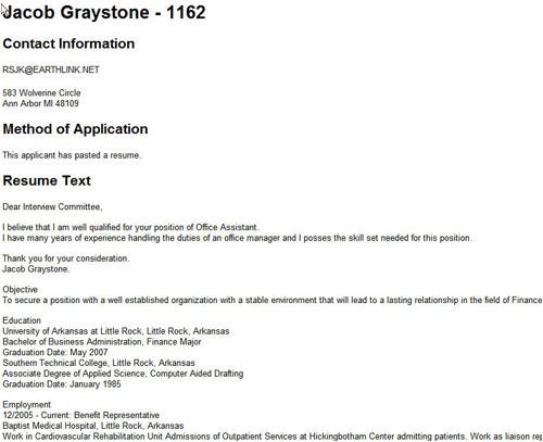 resume builder berkeley
