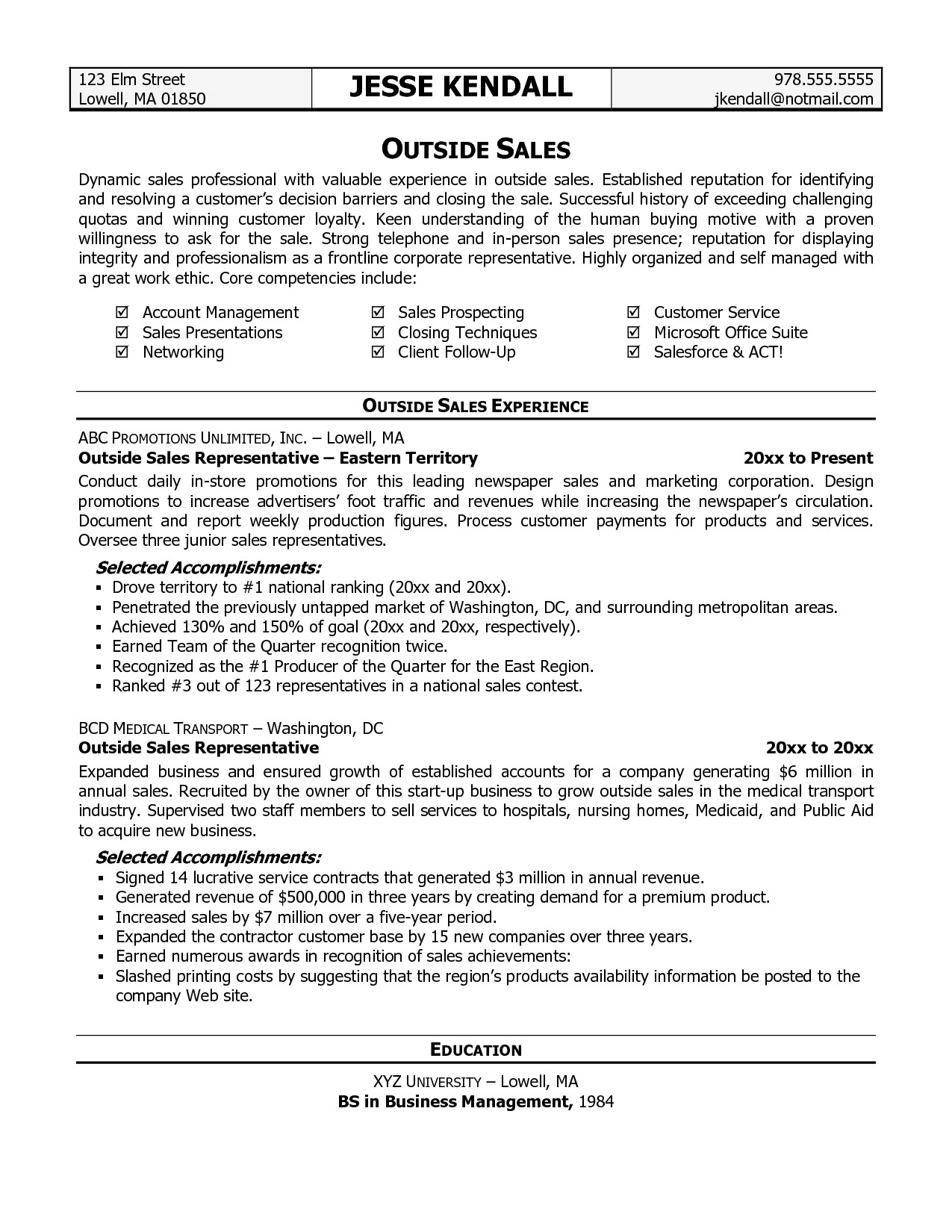 wine sales resume