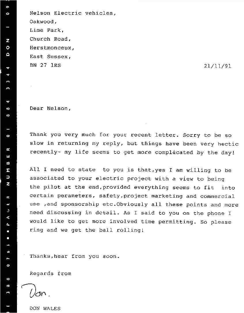 letter of re application for job