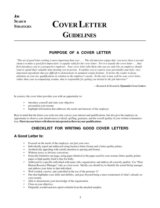 Cover Letters that Knock Em Dead Cover Letters that Knock Em Dead Cover Letter Examples for