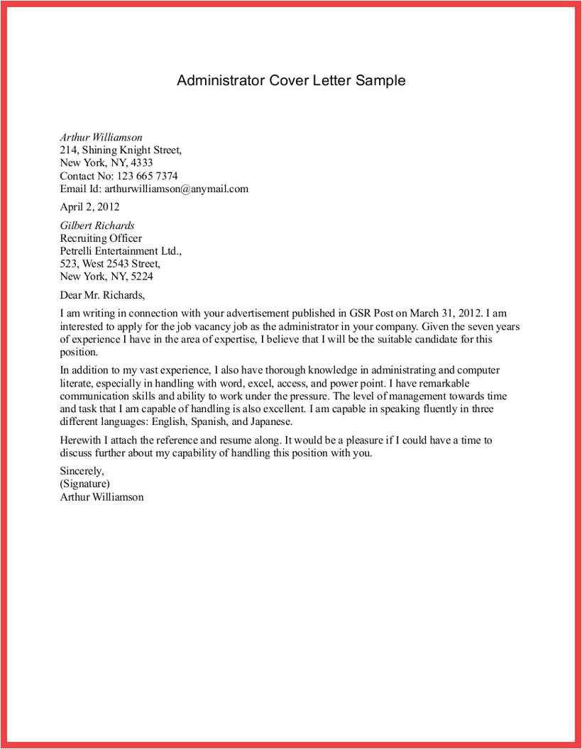 Covering Letter Content Resume Cover Letter Content Memo Example
