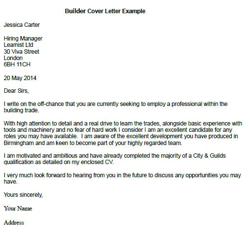 Covering Letter Creator Cover Letter Creator Gplusnick