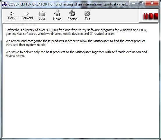 resume cover letter generator free