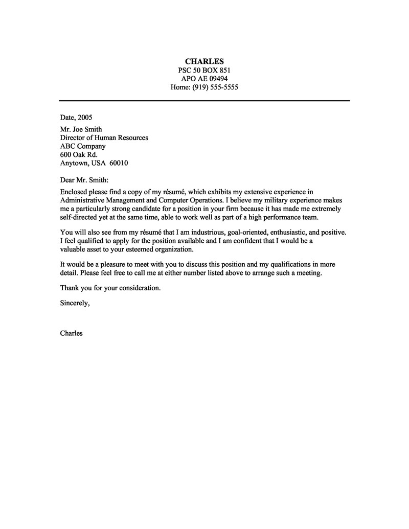 Covering Letter Example for Administrative Position the Best Cover Letter for Administrative assistant