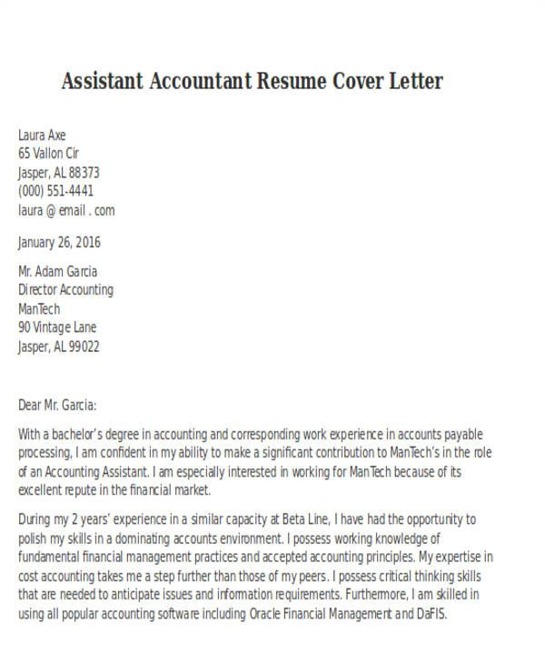 accountant resume doc
