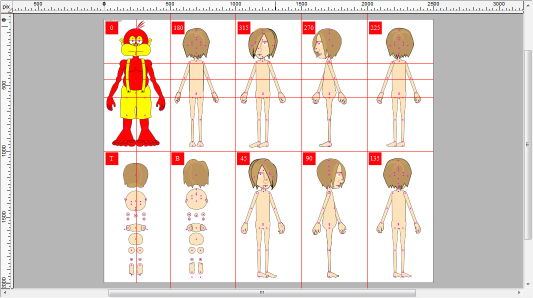 crazytalk animator pro templates free