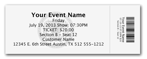ticket image template oklmindsproutco templates for tickets with stubs