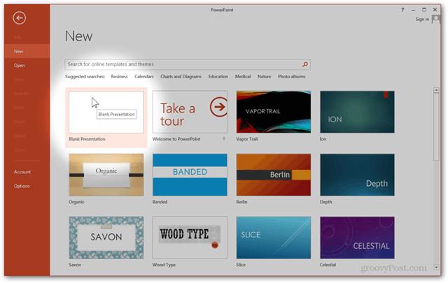create custom powerpoint template microsoft office