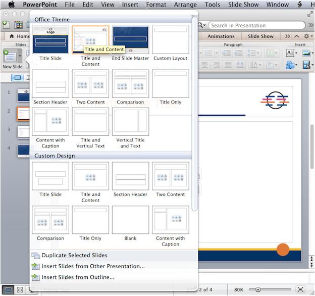 Creating Custom Powerpoint Templates Create A Custom Powerpoint Template the Creative Edge