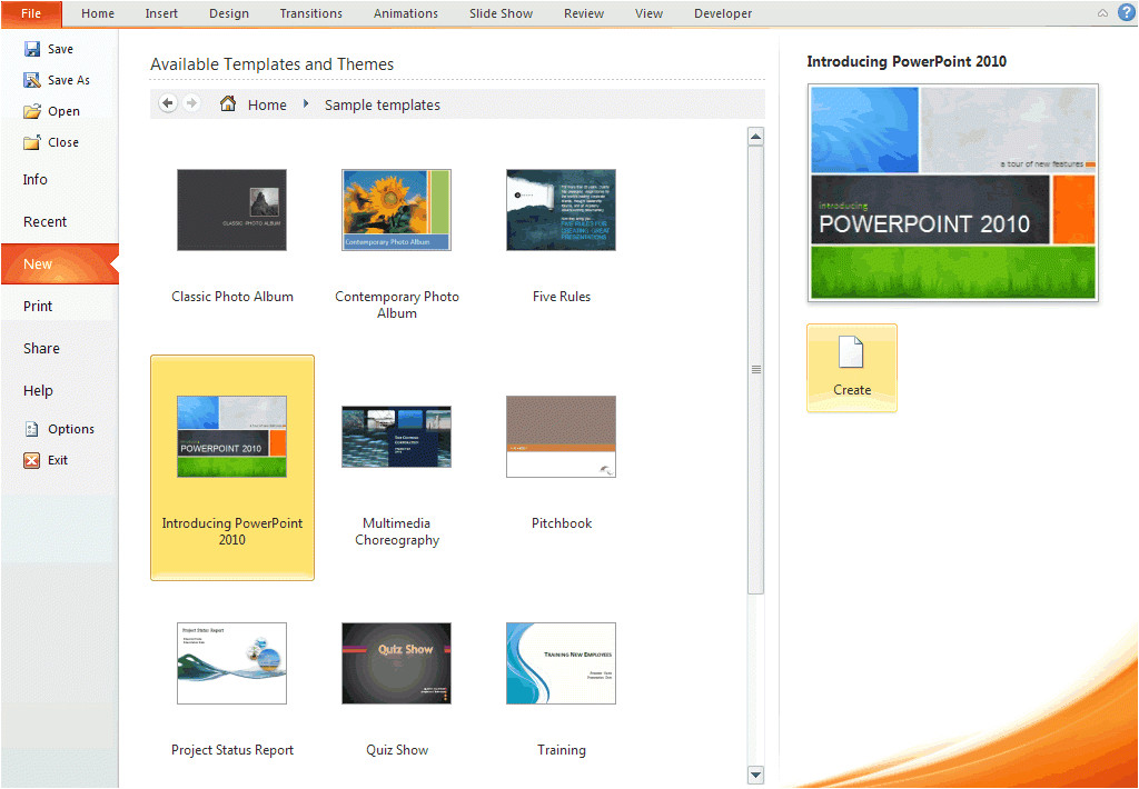how to create your own powerpoint template