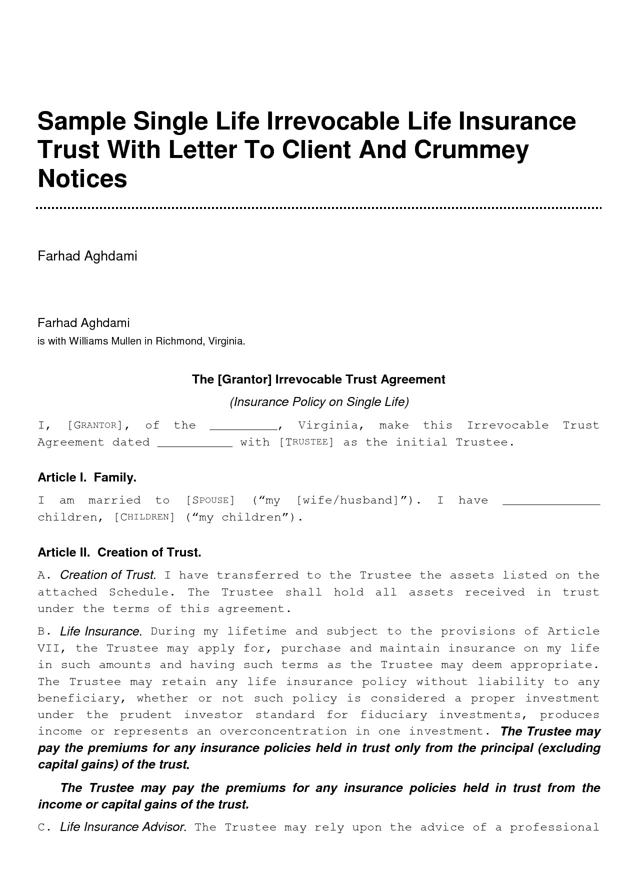 crummy letter
