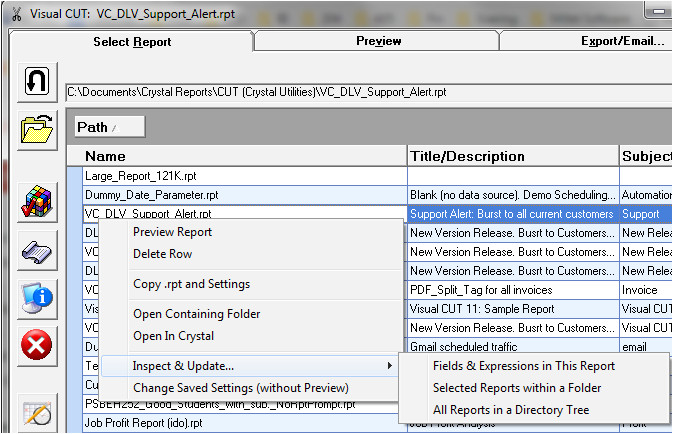 crystal reports templates download crystal reports example sample in asp asp net c net vb net