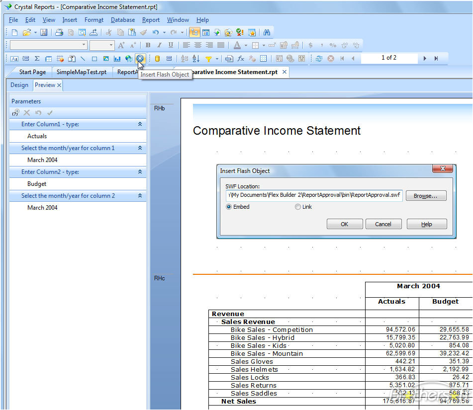 crystal reports 79905