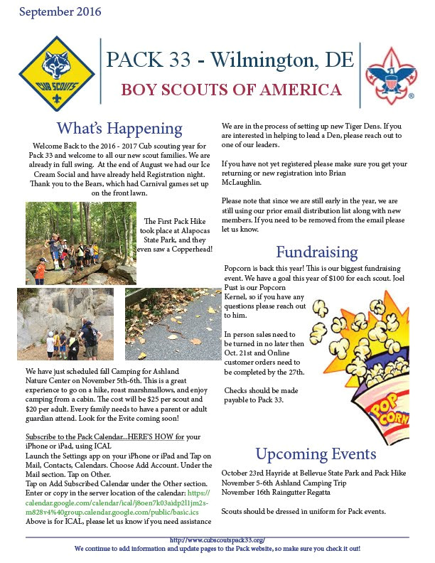 www cubscoutspack33 org