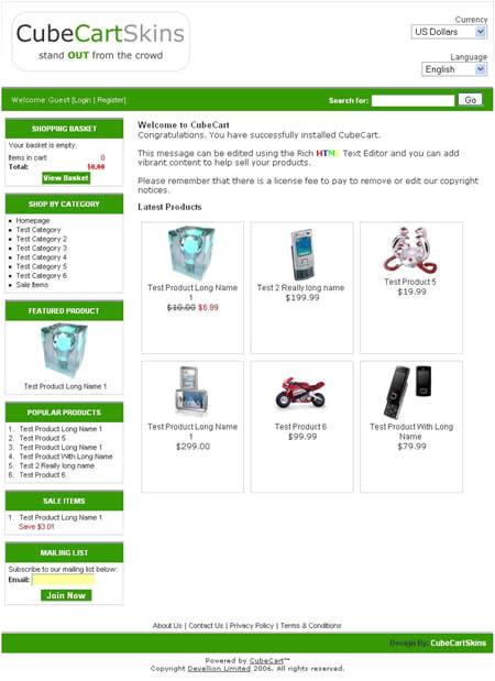 35 kostenlose qualitativ hochwertige e commerce templates