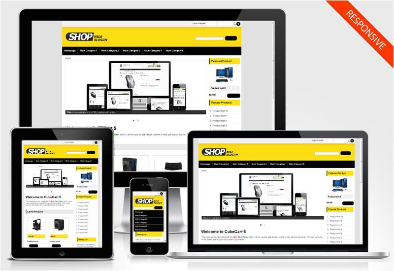 Cubecart Templates Ricky 39 S Free Web Templates Web Logos Web buttons
