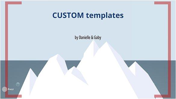 Custom Prezi Templates Prezi Template 42 Free Powerpoint Ppt Pez format