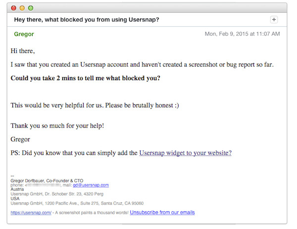 Customer Support Email Template why Customer Support is No Longer A Nice to Have Usersnap