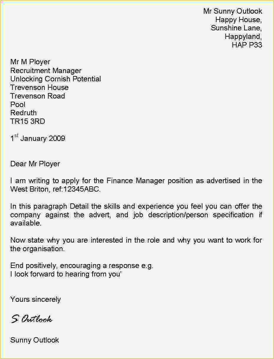 Cv Covering Letter Templates Uk Cv Cover Letter Example Uk Resume Template Cover Letter