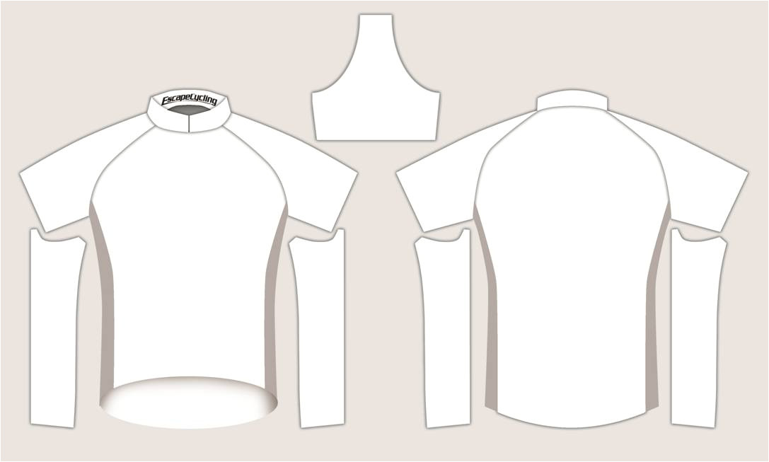 Cycling Shirt Template Cycling Jersey Template Pdf Image001 Templates Collections