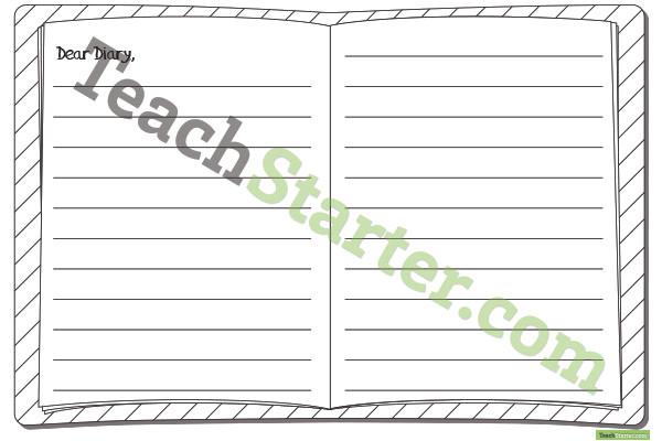 diary entry template ks2 wp61515d44 05 06