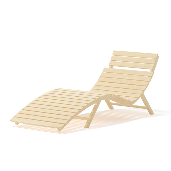 Deck Chair Template 38 3d Models Free Downloads Images Objects Files