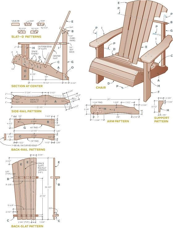 deck chair template 34 best adirondack chairs images on pinterest
