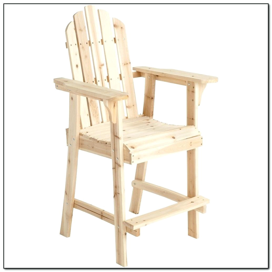 Deck Chair Template Template for Adirondack Chair