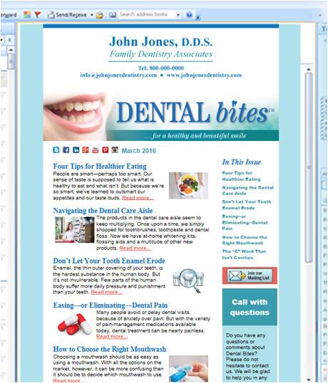 dental bites