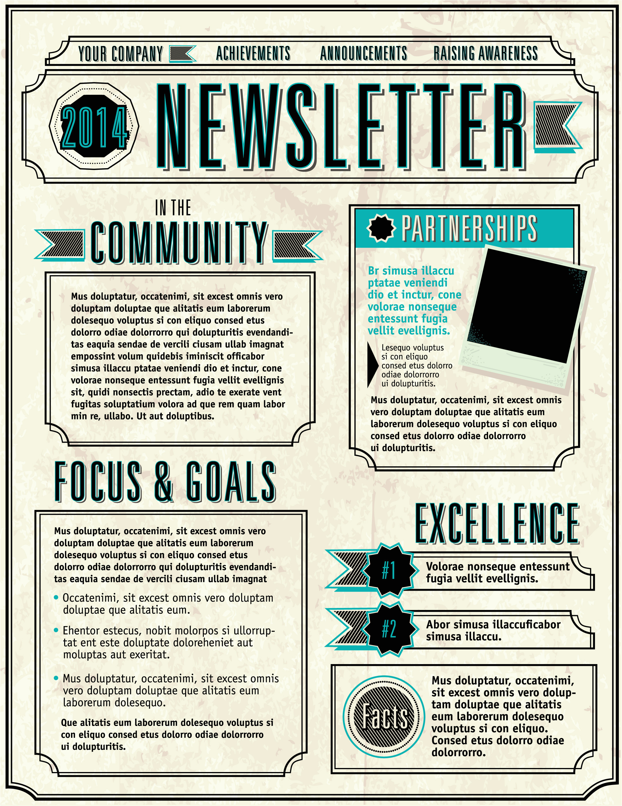 6 elements a great email newsletter