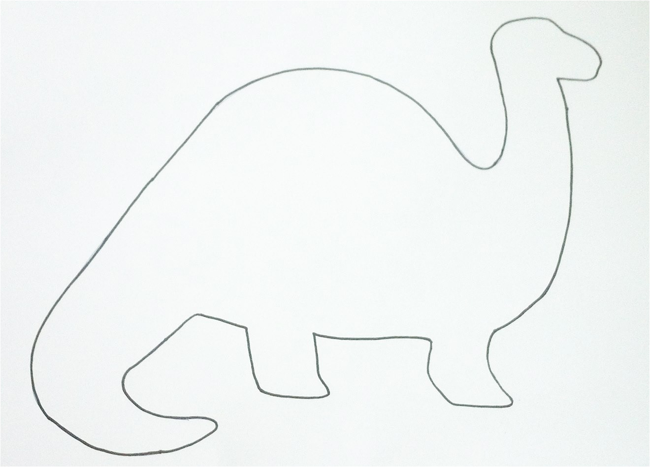 Dinosaur Templates to Print 5 Best Images Of Dinosaur Template Printable Dinosaur