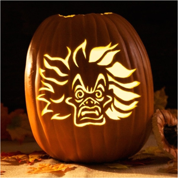 disney character pumpkin carving ideas