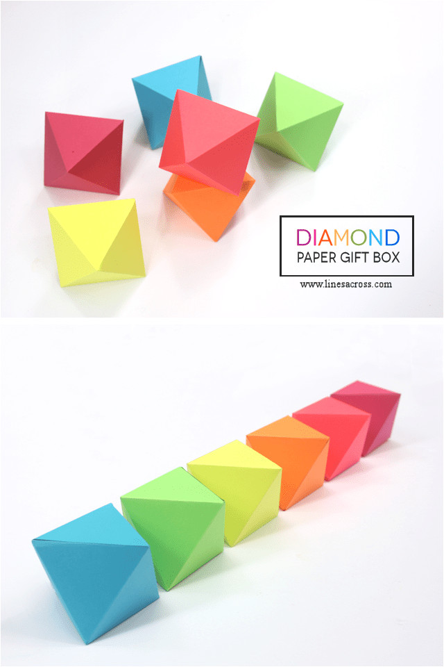 diy diamond gift boxes with free