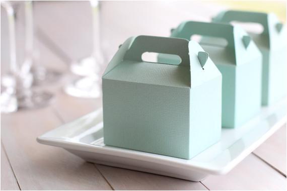 gable box diy wedding favor template