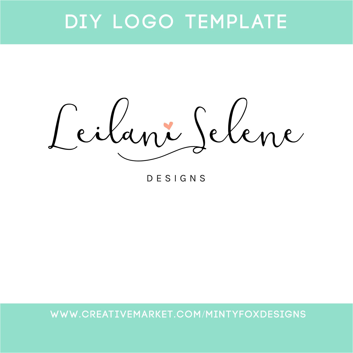 1148491 signature logo diy template