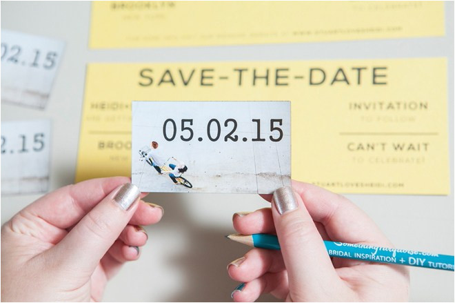 magnet save date invitations
