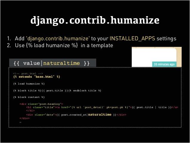 django templates