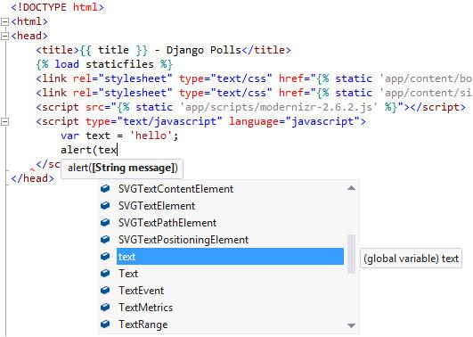 Django Template Include Modelo De Projeto Web Do Django Para O Python No Visual