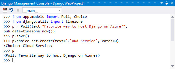 Django Template Media Django Web Project Template for Python Visual Studio