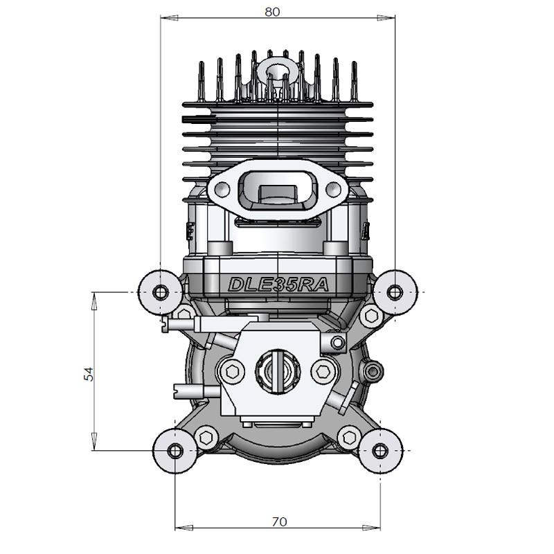 1515 moteur dle 35ra dle engine moteur essence dle engine dl engine dle 35 dle 35ra dle 35cc