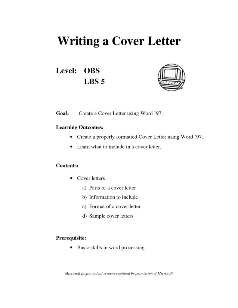 Do I Need A Cover Letter for My Resume Do I Need A Cover Letter for Resume Perfect Resume format
