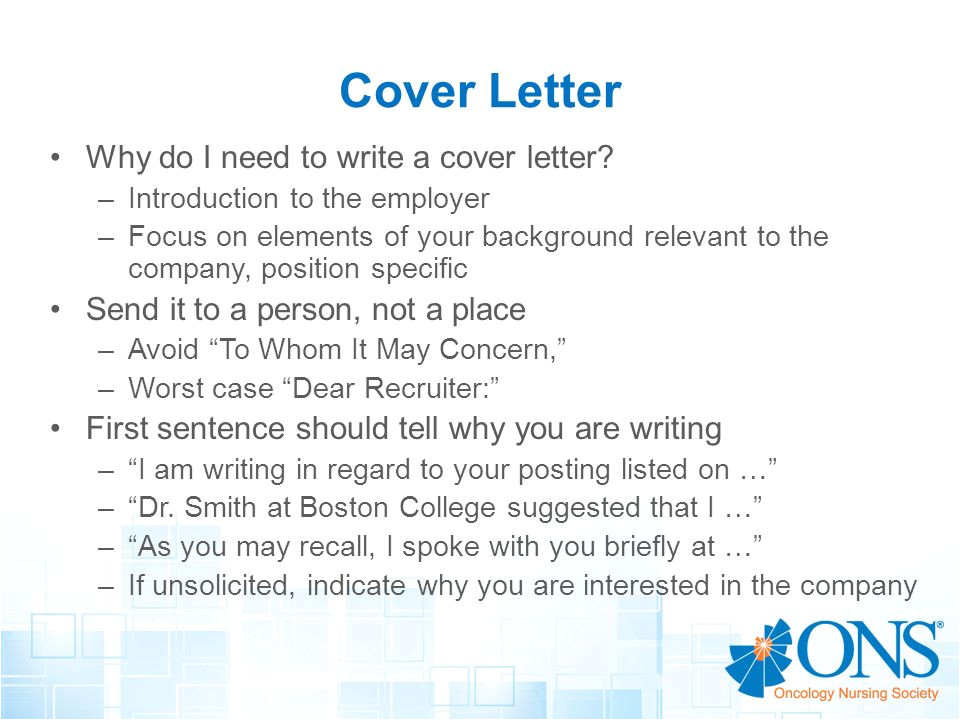 Do I Need to Write A Cover Letter Resume Writing Workshop Creating A Winning Resume Ppt