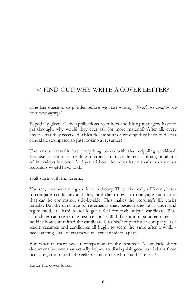 do recruiters read cover letters 55 beautiful ead cover letter