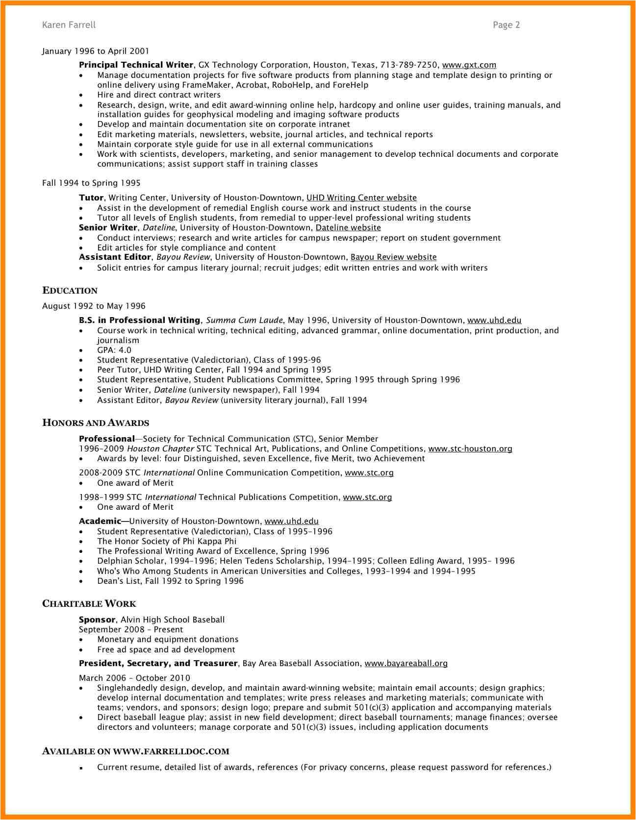 make me a resume