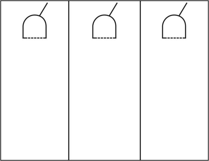 diy do not disturb door hanger template