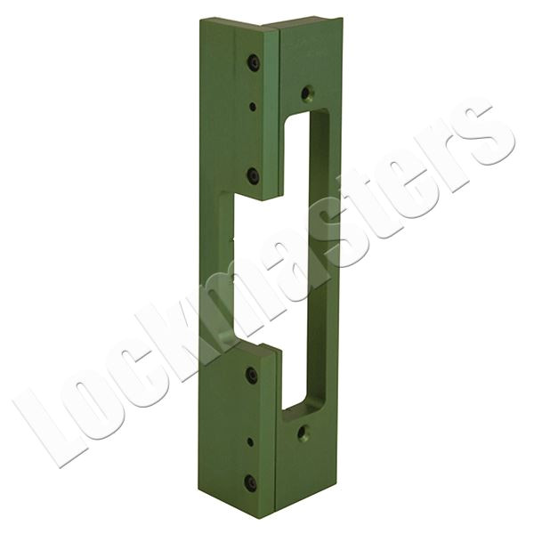 Door Strike Template Lockmasters Adam Rite 7130 7430 Lock Series Electric