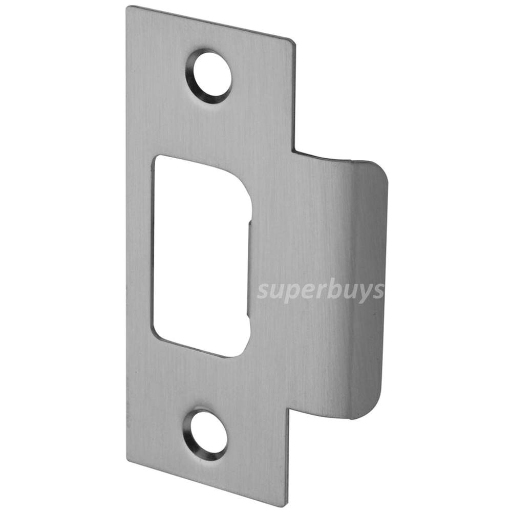 Door Strike Template Matt Steel Door Lock Latch Striker Strike Striking Plate