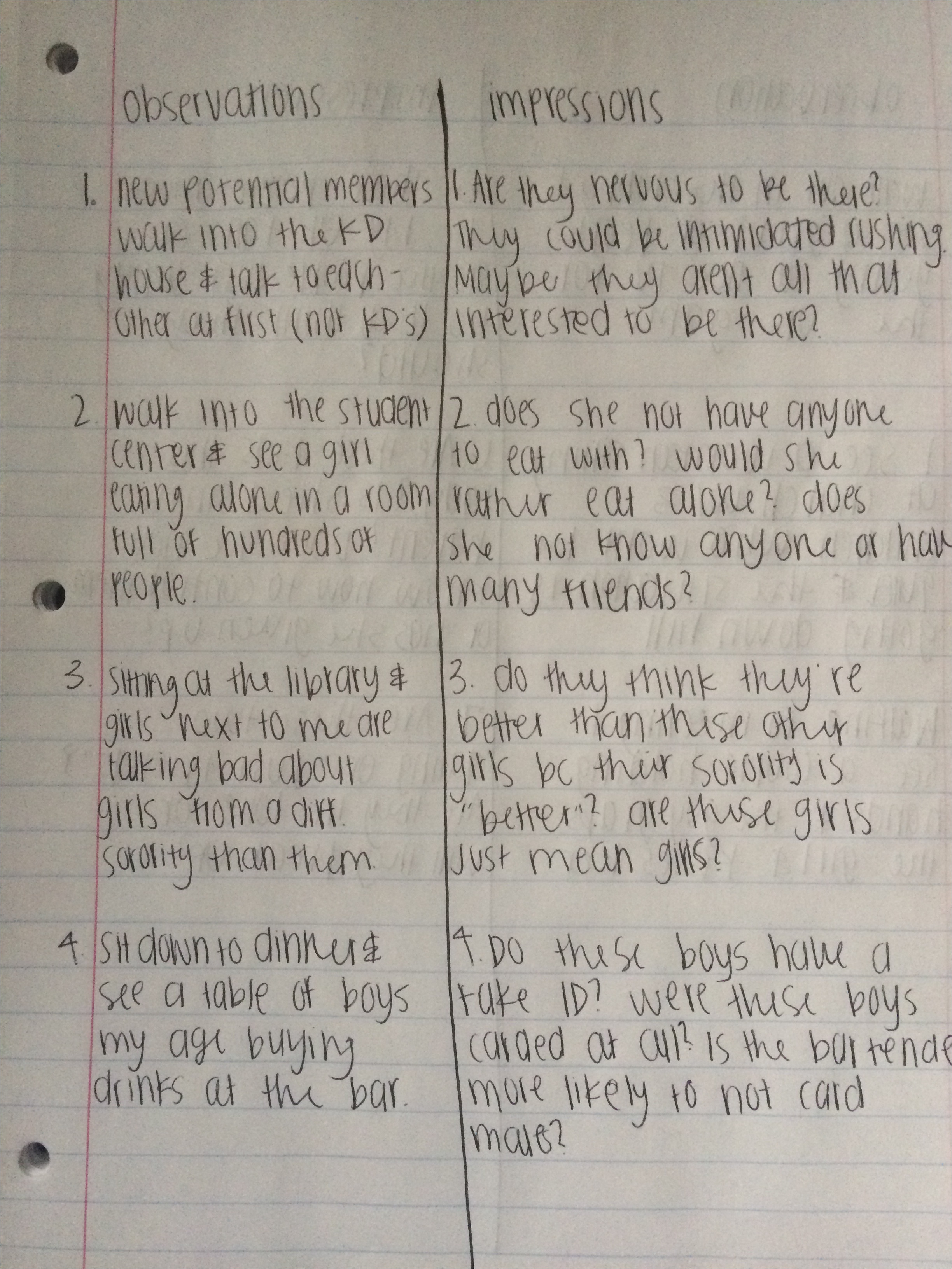 double sided journal entry