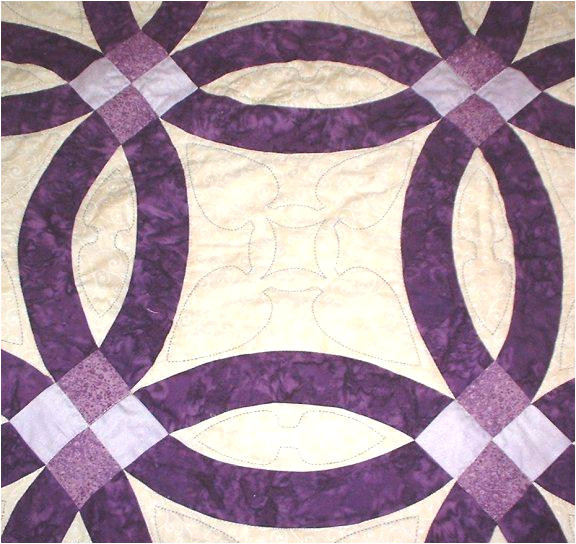 wedding ring quilts patterns
