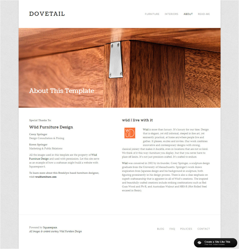 Dovetail Template Squarespace Dovetail About Jpg